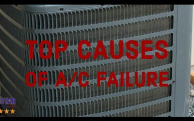 Top Causes of Air Conditioning Failures