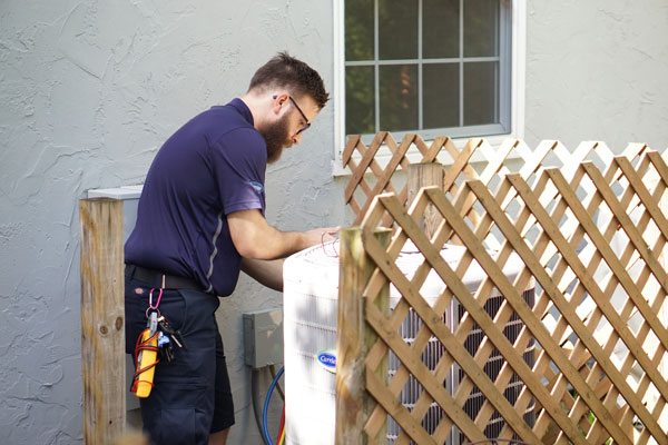 A/C Installation Services in Dayton, OH