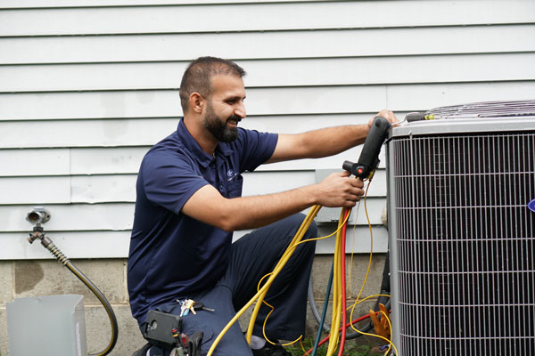 Heat Pump Installation in Dayton, OH
