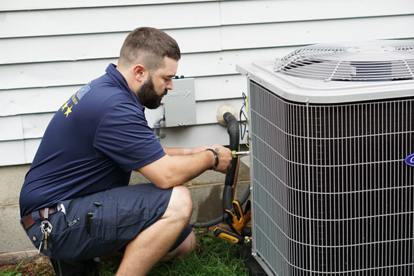 Heat Pump Maintenance in Dayton, OH