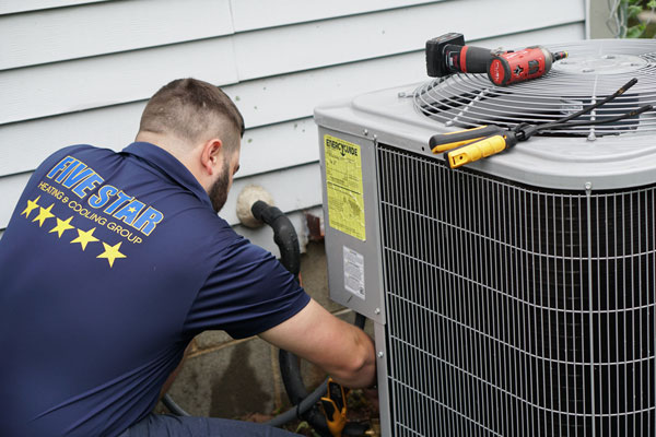 Heat Pump Repair Services in Dayton, OH