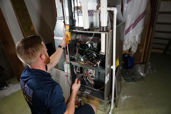 Heating System Repair in Dayton, OH