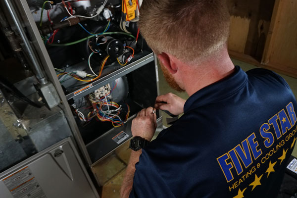 Heating Services in Dayton, OH