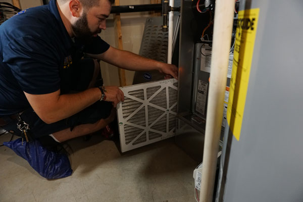 Indoor Air Quality Services in Dayton, OH