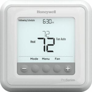 Honeywell T6 Pro Thermostat